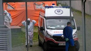 Województwo śląskie jest epicentrum pandemii koronawirusa w kraju. Rośnie liczba zakażeń. Obecnie jest ich w regionie ponad 2,6 tyś