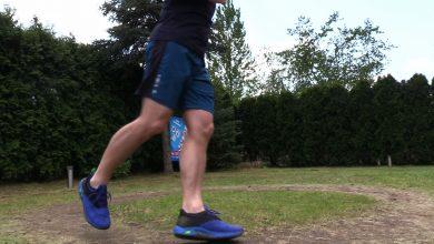 NIESAMOWITE! Biegacz z Katowic przebiegł maraton w ogródku sąsiadów