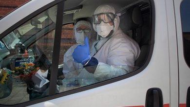 Trzech ozdrowieńców opuściło szpital jednoimienny w Gliwicach (fot.Szpital Miejski nr 4 w Gliwicach)