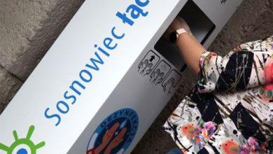 Sosnowiec kupił dla żłobków i przedszkoli automaty do dezynfekcji rąk. Fot. Sosnowiec.pl