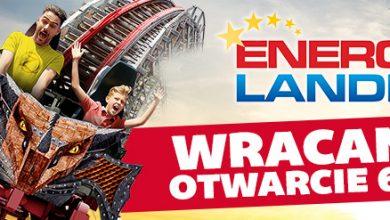 Energylandia wraca do gry! Ponowne otwarcie największego parku rozrywki w Polsce w sobotę, 6 czerwca! (fot.mat.prasowe)