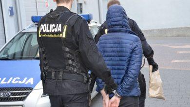 Pościg za naćpanym 26-latkiem. Chciał przejechać policjanta. Padły strzały (fot.KMP Gdańsk)