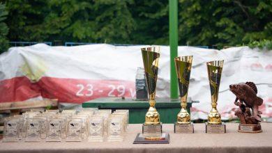 """Bytom:24-godzinny turniej spławikowy na stawie """"Amendy"""". Złowiono prawie 260 kg ryb (fot.UM Bytom)"""