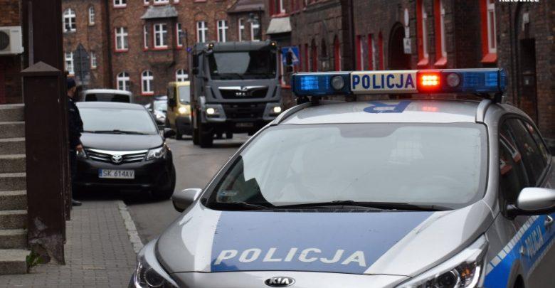 Katowice: Niewybuchy na Nikiszowcu. Ewakuowano 200 osób (fot.Śląska Policja)