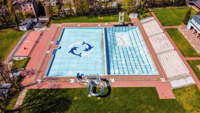Pływalnia w Bielsku-Białej ma przejść modernizację. Zobaczcie, jak ma wyglądać. Fot. UM Bielsko-Biała