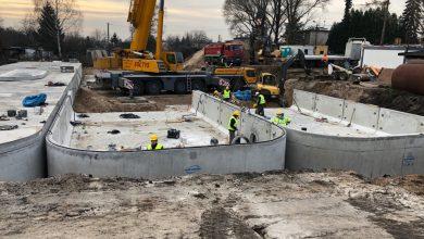 Katowice walczą z suszą. Miasto buduje zbiorniki retencyjne i przeprowadza renowację kanalizacji deszczowej (fot.UM Katowice)