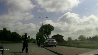 Częstochowa: policyjny pościg za pijanym kierowcą [WIDEO]