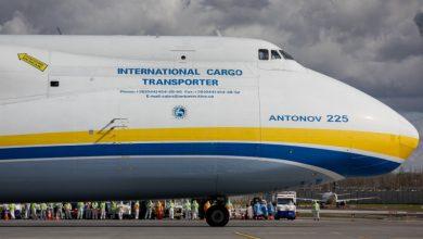 Kolejny transport sprzętu medycznego z Chin do Polski. Antonow Rusłan wyląduje dziś we Wrocławiu (fot.KPRM)