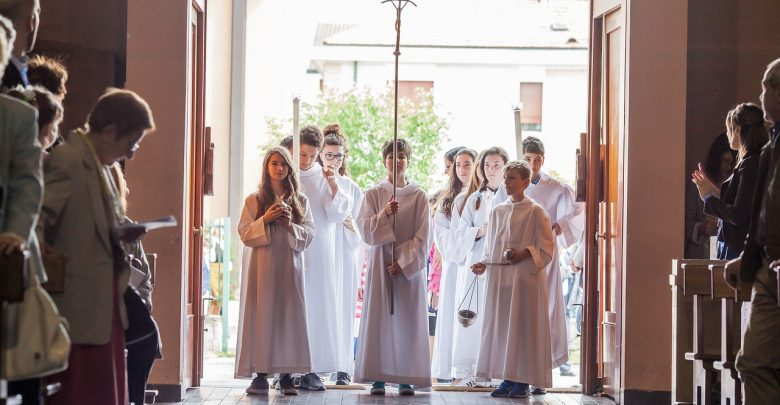Jest decyzja ws. Pierwszej Komunii na Śląsku! Arcybiskup katowicki wydał KOMUNIKAT (fot.poglądowe - pixabay.com)