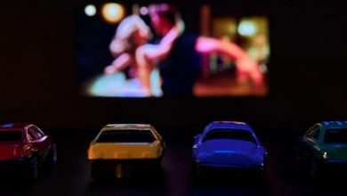 Kino samochodowe w Chorzowie (fot. silesia.info.pl)