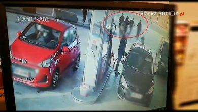 Sześciu nielegalnych imigrantów z Afganistanu wyskoczyło z ciężarówki na stacji benzynowej w katowickim Załężu