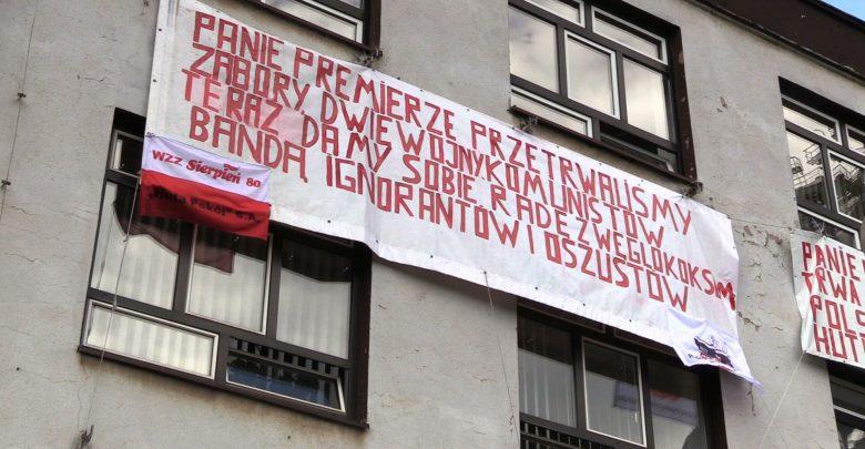 Ruda Śląska: Huta pokój oflagowana, rusza protest. Pracownicy mają już dość!