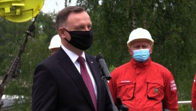 Andrzej Duda W Bytomiu: Górny Śląsk to nasz wielki region biznesowy