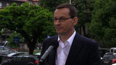 Morawiecki o kondycji finansów publicznych. [for. archiwum]