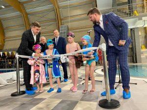 W uroczystym otwarciu wziął udział były minister sportu i aktualny prezydent Światowej Agencji Antydopingowej
