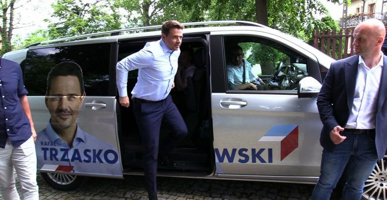 Ostatnim przystankiem kampanii Rafała Trzaskowskiego będzie Rybnik. [fot. archiwum]