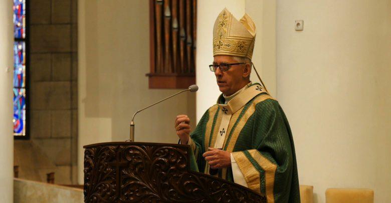 Katowice: Arcybiskup Wiktor Skworc jest chory na COVID-19. [fot. archiwum]