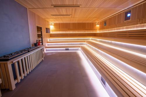 Największa sauna w woj. śląskim otwarta. Fest Hicę znajdziecie w rudzkim Aquadromie (fot.aquadrom.pl)