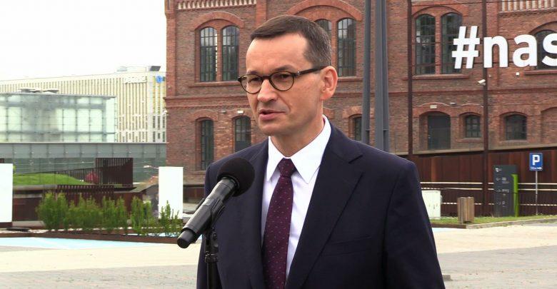 Z tego, że prezesem rady ministrów jest Mateusz Morawiecki ma być niezadowolonych 49% biorących udział w sondażu. [fot. archiwum]