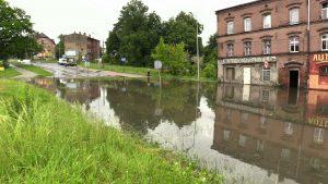 Bytom i Piekary zalane po burzach! Śląskie miasta liczą straty po nawałnicach