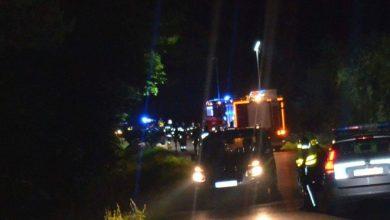 Pijany kierowca audi potrącił dwie dziewczynki. Jedna nie żyje (fot.Policja Podkarpacka)