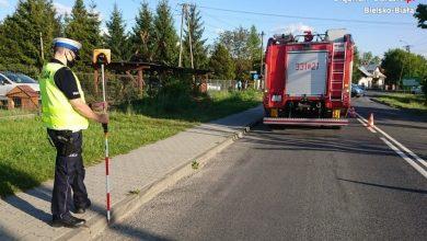Potrzebna krew dla Rity Malinkiewicz! Reprezentantka Polski w kolarstwie górskim miała wypadek w Wilkowicach