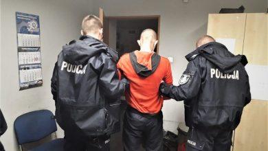 Śląskie: Chciał zabić sąsiada? 34-latkowi grozi dożywocie (fot.Śląska Policja)