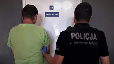 Regularnie znęcał się nad żoną. Mieszkaniec Łazisk Górnych został zatrzymany (fot.Śląska Policja)