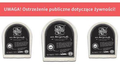 Groźna bakteria w serze! Popularna sieć sklepów wycofuje produkt z obrotu