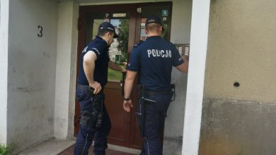 16-latek strzelał z okna do listonosza. Do tego znęcał się nad rodziną. Fot. Śląska Policja