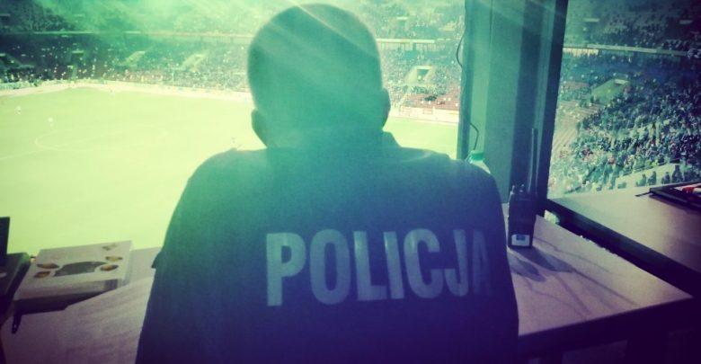 Chciał się napić na stadionie Górnika. 2,5 tys. zł kary i 2 lata zakazu stadionowego