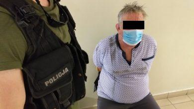 Podpalił dom, w którym spała jego konkubina. Później chciał popełnić samobójstwo (fot.policja.pl)