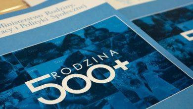 500 plus w formie bonu? Minister rodziny wyjaśnia (fot.MRPiPS)