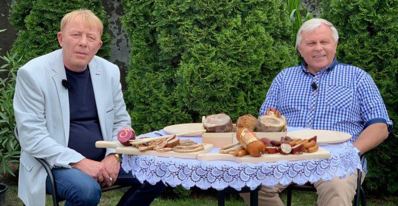 Mirek Szołtysek i Józef Biskup