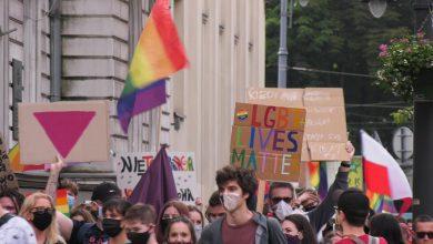 Marsz LGBT kontra Karta Rodziny