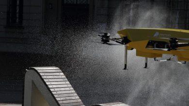 We wtorek (30 czerwca) Górnośląsko-Zagłębiowska Metropolia, w porozumieniu z miastem Katowice oraz katowicką firmą Spartaqs, przeprowadziła testową dezynfekcję miejskich ławek przy pomocy dronoida Heracles V8ASD
