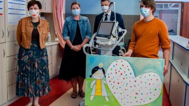 Mieszkańcy Bytomia ufundowali respirator dla Szpitala Specjalistycznego nr 1 (fot.UM Bytom)