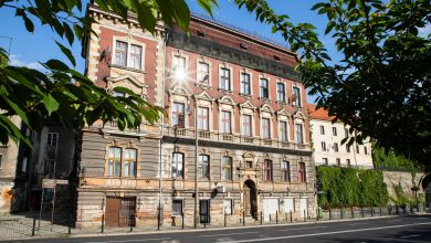 Bielsko-Biała odnowi kolejne dwie, zabytkowe kamienice. Fot. UM w Bielsku-Białej