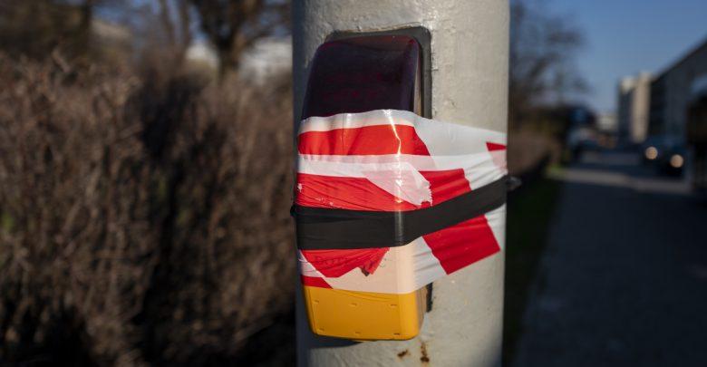 W Katowicach wracają przyciski przy sygnalizacjach świetlnych