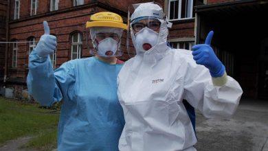 Gliwice: Dobre wieści ze Szpitala Miejskiego nr 4. 94-latka pokonała koronawirusa (fot.UM Gliwice)