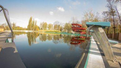 Kąpielisko w OSiR Skałka (fot. silesia.info.pl)