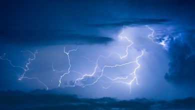 Śląskie: Nadciągają burze! Porywy wiatru nawet do 100 km/h! Uważajcie! (fot.UM Bytom)
