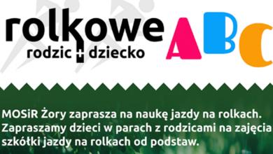 Rolkowe ABC w Żorach (fot. silesia.info.pl)