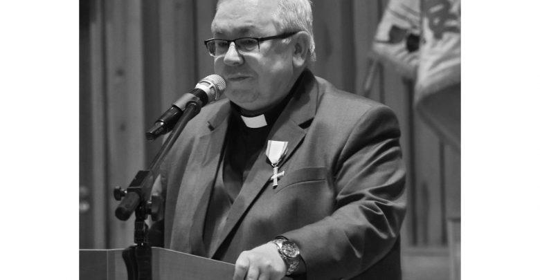 Śląskie: Nie żyje ksiądz Zbigniew Powada. Zmarł kapelan Solidarności ot. Artur Kasprzykowski/UM Bytom