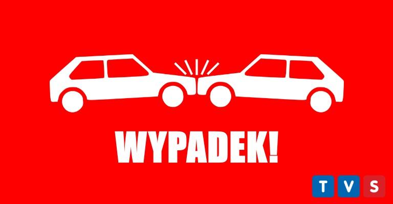 PILNE!!! Wypadek policyjnego radiowozu w Katowicach! Radiowóz musieli ciąć strażacy!