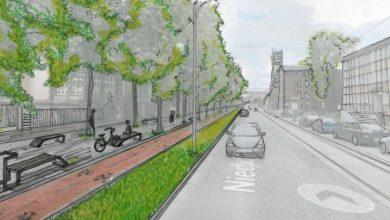 Ruda Śląska: Teren przez MCK (fot. silesia.info.pl)