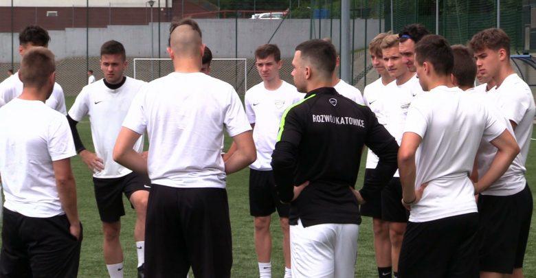 Rozwój Katowice reaktywacja! Piłkarze z Katowic wracają do rozgrywek!