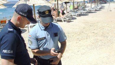 Policjanci z Polski rozpoczęli letnią służbę w Chorwacji
