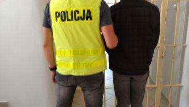 Umówił się z 14-latką, ale na miejscu czekali na niego policjanci. 45-letni pedofil został zatrzymany (fot.policja.pl)