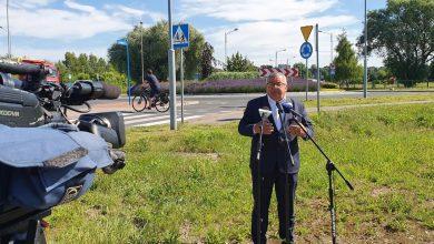 Nowy odcinek DK44. Już niebawem ruszą prace przy budowie obwodnicy Oświęcimia (fot.MI)